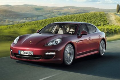 Porsche Panamera Turbo S E-Hybrid Turbo Executive