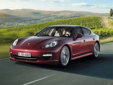 Porsche Panamera - recenze a ceny | Carismo.cz