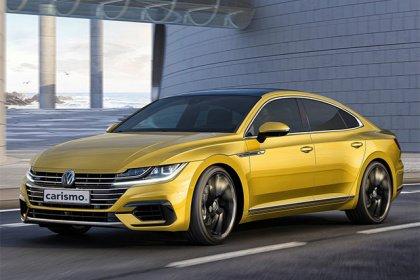 Volkswagen Arteon 2.0 Bi-TDI 4Motion DSG R-Line