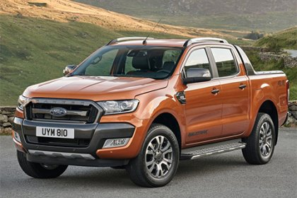 Ford Ranger 2.2 TDCi 118kW Double Cab Wildtrak