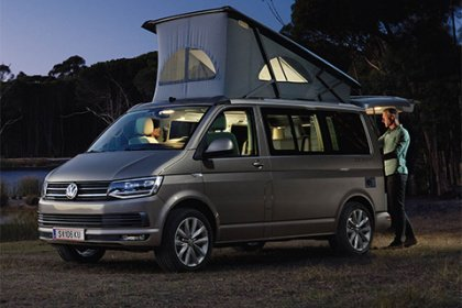 Volkswagen California 2.0 TDI BMT 110 kW 4MOTION manual Ocean