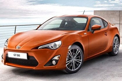 Toyota GT86 2.0 Executive
