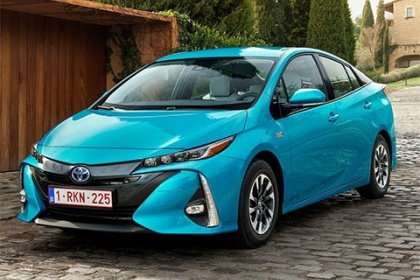 Toyota Prius Plug-in 1.8 VVT-i Executive