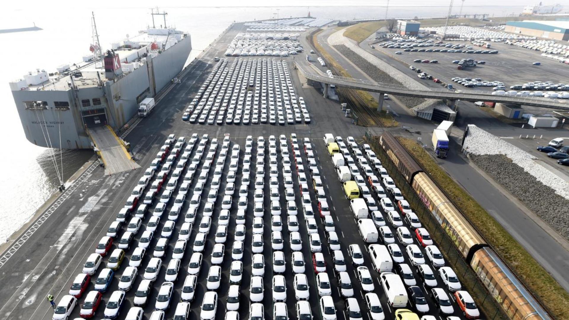 Továrna v Emdenu