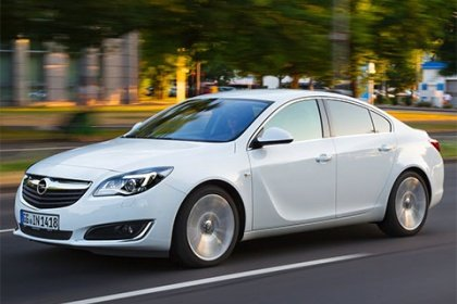 Opel Insignia sedan 1.4 Turbo LPG - Plyn Edition