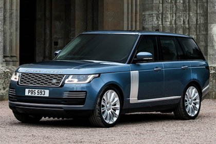 Land Rover Range Rover P400e AT VOGUE
