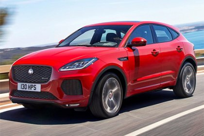 Jaguar E-PACE D180 4x4 AT E-PACE
