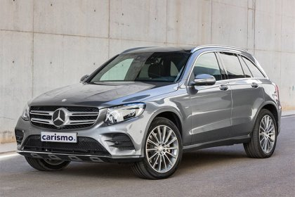 Mercedes-Benz GLC 350 e 4MATIC 220