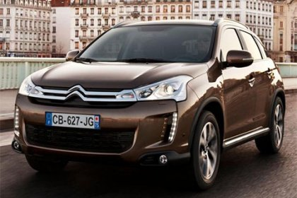 Citroën C4 Aircross 1.6 HDi 4WD Exclusive
