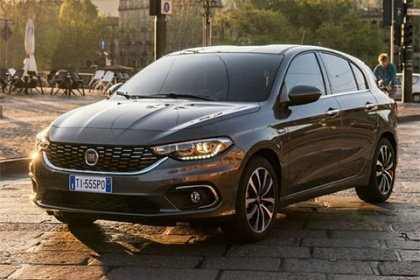Fiat Tipo hatchback 1.4 T-Jet Plus
