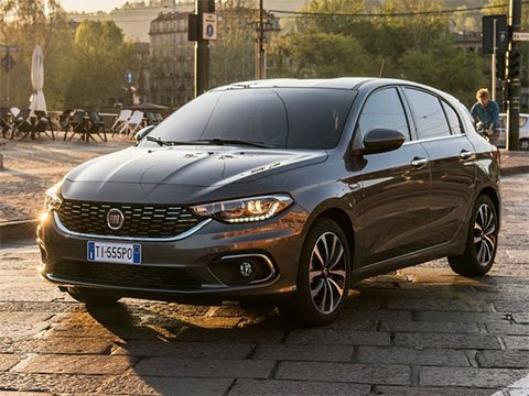 Fiat Tipo hatchback - recenze a ceny | Carismo.cz