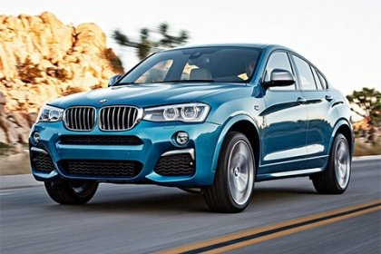 BMW X4 xDrive20i Advantage