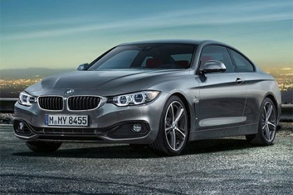 BMW 4 Coupé 420d AT 420 AT