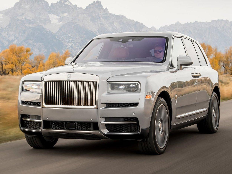 Rolls-Royce Cullinan - recenze a ceny | Carismo.cz