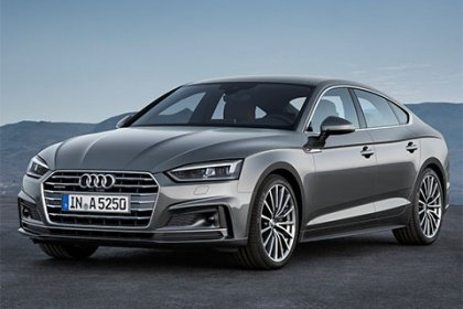 Audi A5 Sportback 2.0 TFSI g-tron - benzín A5 Design