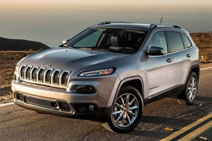 Jeep Cherokee 2.2L/147 kW AWD Active Drive I Limited