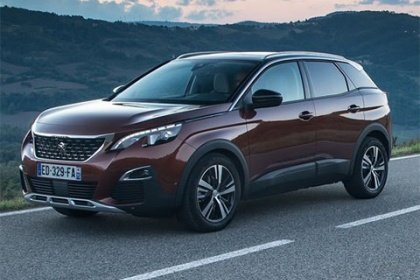 Peugeot 3008 1.5 BlueHDi 96 kW EAT8 Allure