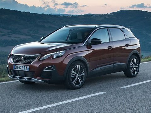 Peugeot 3008 - recenze a ceny | Carismo.cz