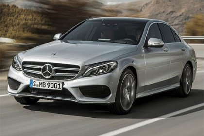 Mercedes-Benz C 400 4MATIC Active 200