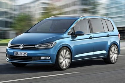 Volkswagen Touran 1.6 TDI 85 kW Highline