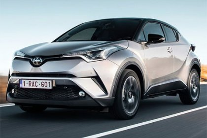 Toyota C-HR 1.2 Turbo Multidrive S 4x4 Executive