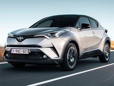 Toyota C-HR - recenze a ceny   Carismo.cz