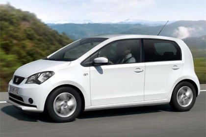 SEAT Mii 5dv. 1.0 CNG - benzin Sport