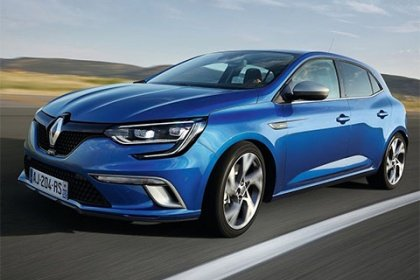 Renault Mégane 5dv. 1.5 dCi/81 kW Limited