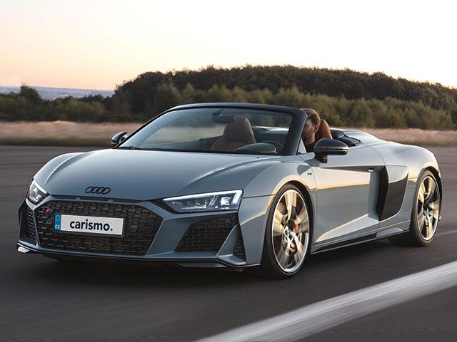 Audi R8 Spyder - recenze a ceny   Carismo.cz