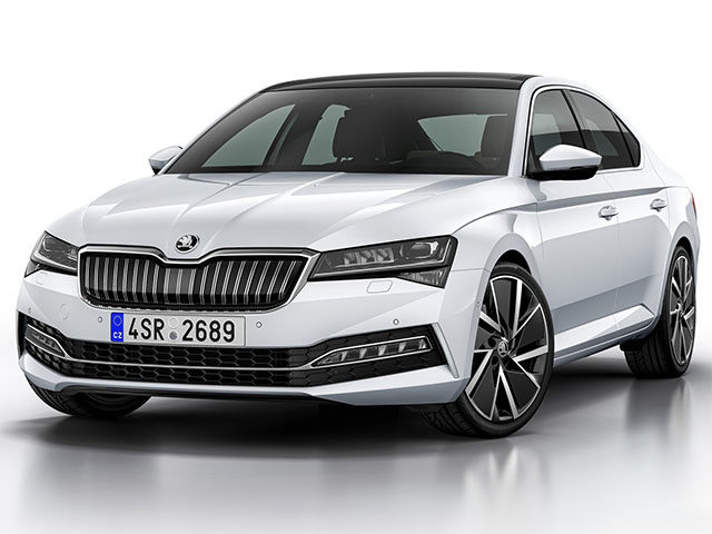 Škoda Superb iV - recenze a ceny | Carismo.cz