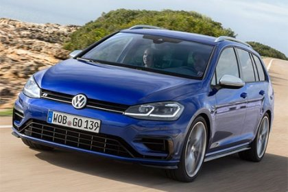 Volkswagen Golf R Variant 2.0 TSI 4Motion DSG R